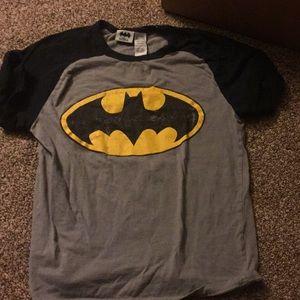 Super soft Batman shirt
